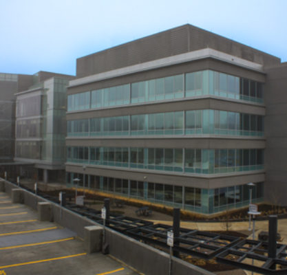 Fairfax County Mid-County Human Services Center_Photo_Exterior Rear wParkingDeck_Full_14_Web Page