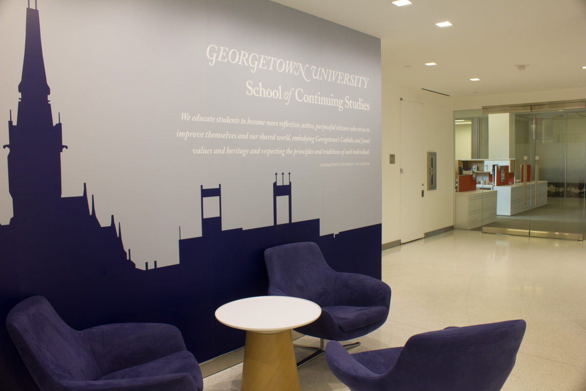 Georgetown University School of Continuing Studies GHT Limited
