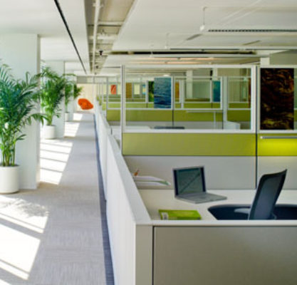 US Green Building Council USGBC Headquarters Commercial Interiors