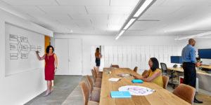 Living laboratory, ASID DC HQ