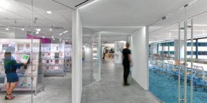 Corridor, ASID DC HQ
